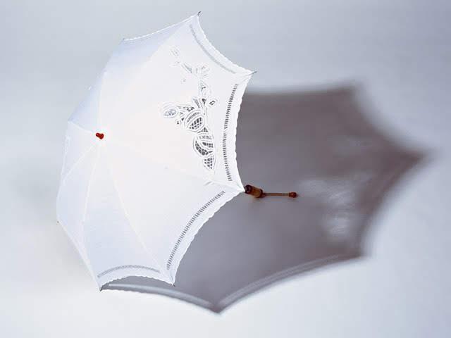 日傘の紫外線カットは半永久的