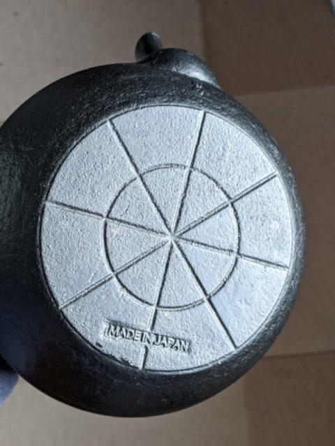 メイドインジャパンの南部鉄瓶